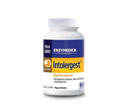 Intolergest Digestive Enzymes