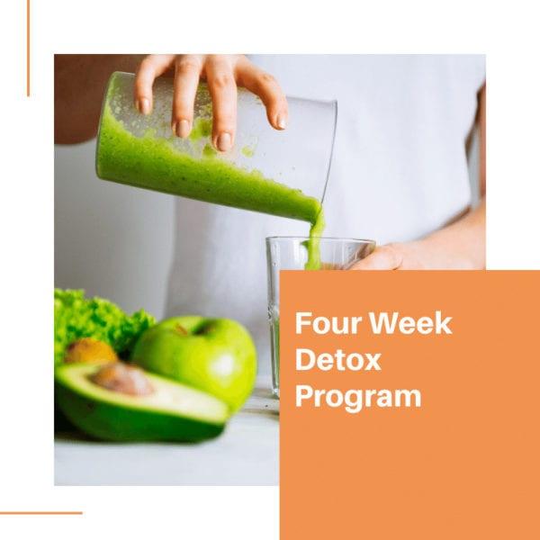 4 Week Detox Program Food Allergy Testing