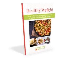 Heathy Weight Sandra Tenge 3d Cover
