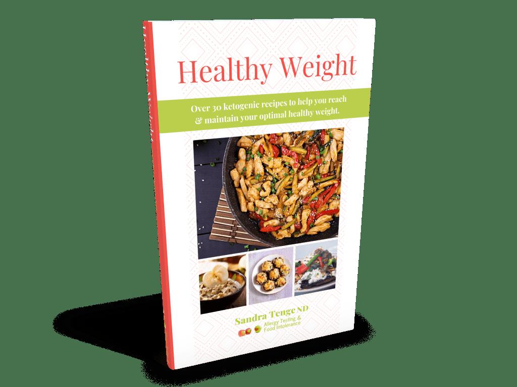Heathy Weight Sandra Tenge Cover