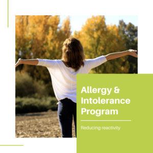 Allergy Intolerance Program Food Allergy Testing