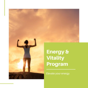 Energy And Vitality Program Food Allergy Testing